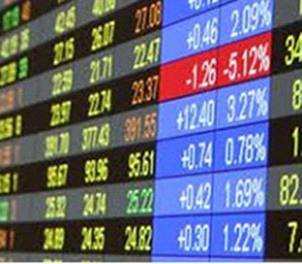 West African Stock Market Gets Boost