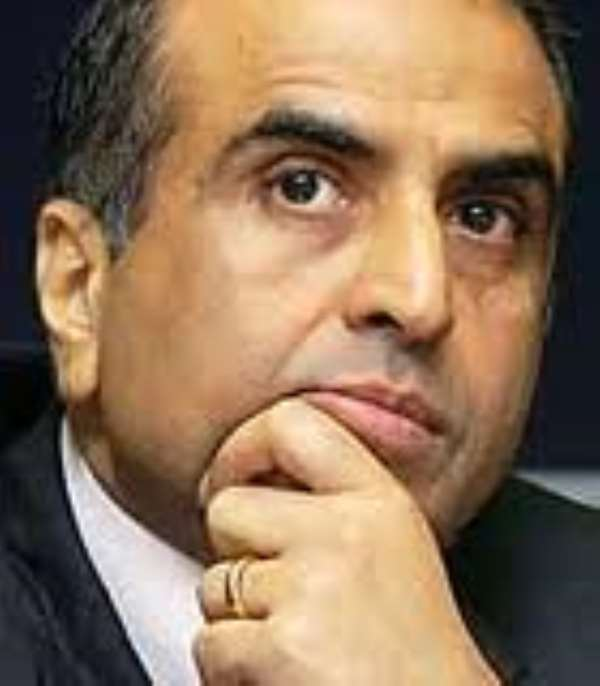 Sunil Mittal, CEO of Indian telecoms giant Bharti Group