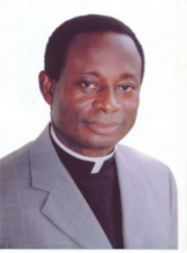 Apostle Dr Onyina
