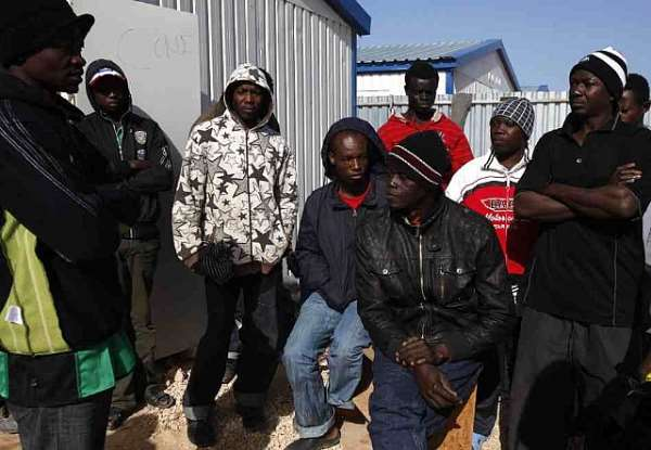 Persecution of African Migrants in UK