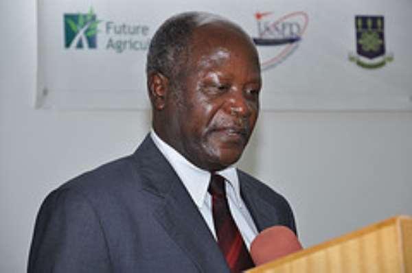 AGRA President Dr. Ngongi
