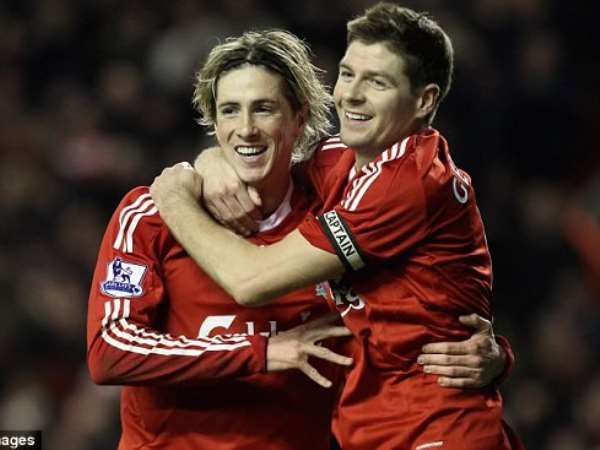 Fernando Torres reveals his decision to leave Liverpool 'destroyed' Steven Gerrard