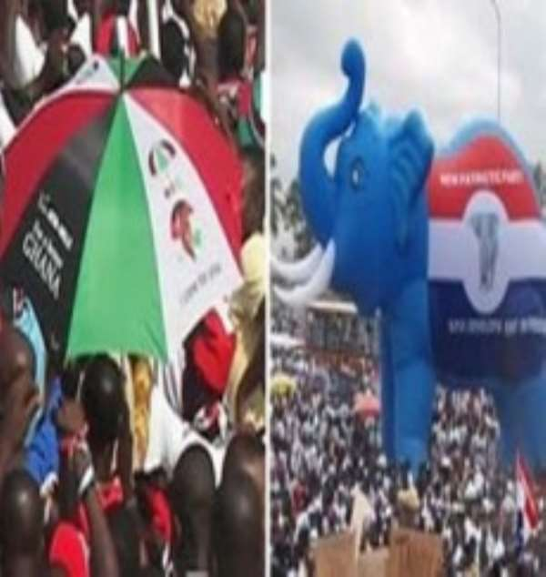 Whose justice will the Justices Deliver, NDC or NPP?