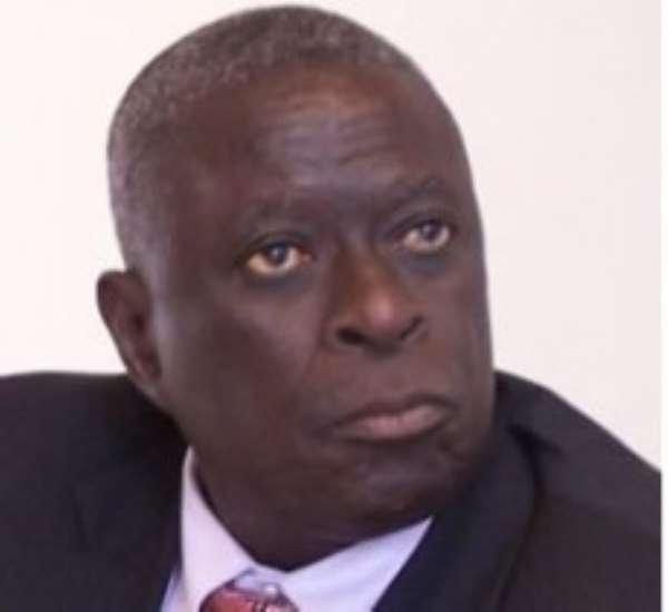 NDPC heading for long-term national plan - P. V. Obeng