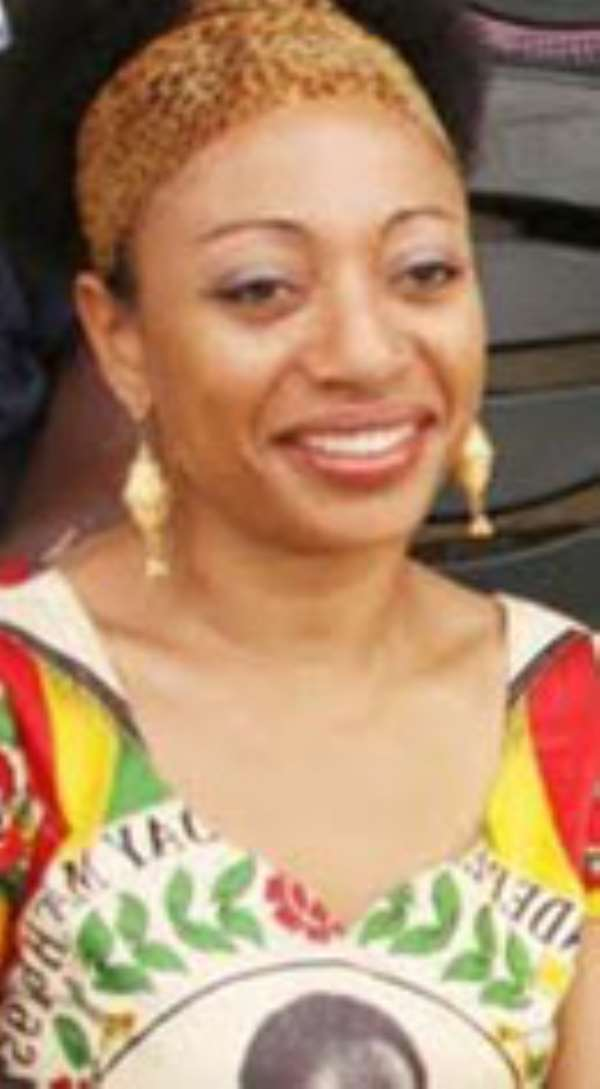 SAMIA NKRUMAH MAY BE THE LAST HOPE FOR CPP