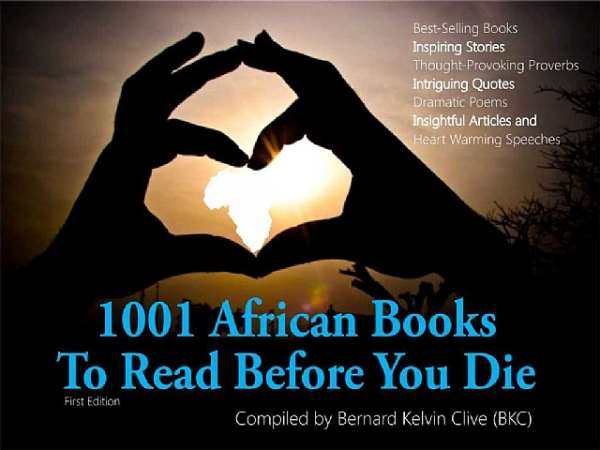 1001 African Books to Read before You Die