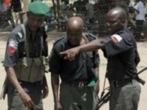 Nigeria Police Shoot You For Money Like While Black Abroad