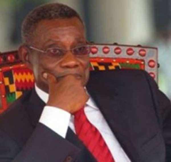 Those Blameable for the Late H.E President John Evans Atta Mills' Death