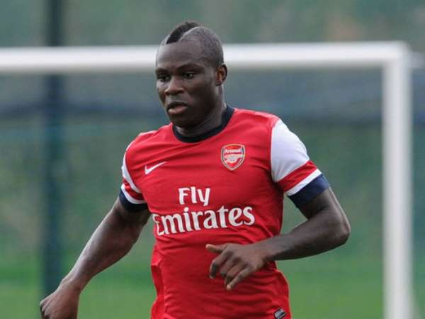 Arsenal's forgotten midfielder Emmanuel Frimpong must leave the club.