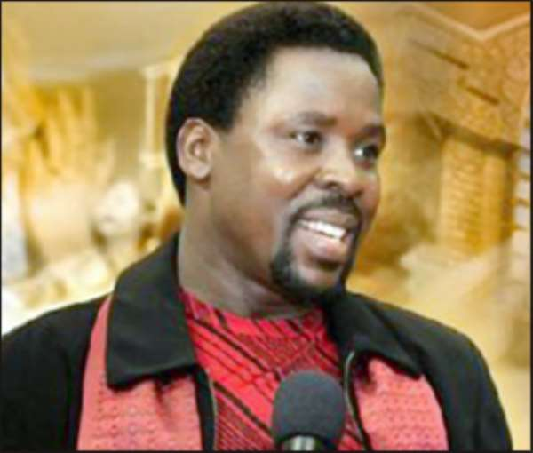 IS MR. TEMITOPE JOSHUA OF SYNAGOGUE OF SATAN IN NIGERIA A FAKE OR TRUE MAN OF GOD?