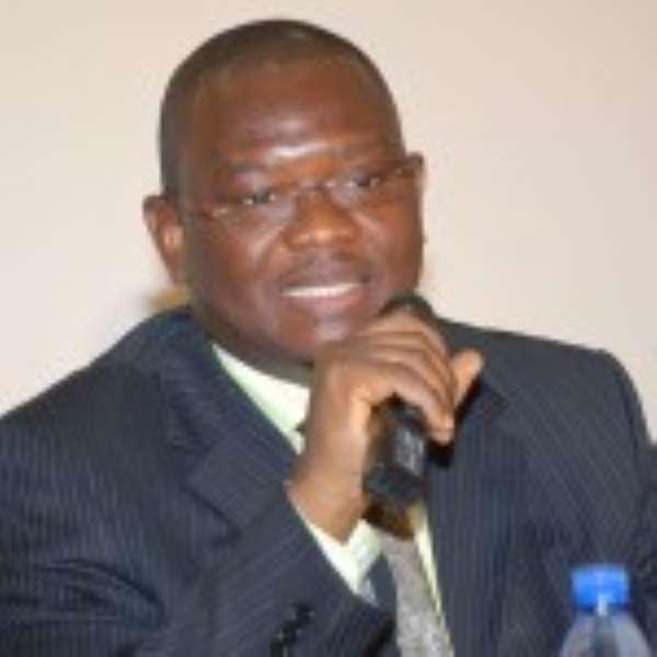 Former NHIA boss Sylvester Mensah gripped by BNI