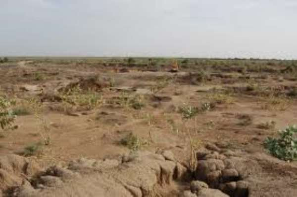 Ghana should be concerned about issues of desertification – UNCCD