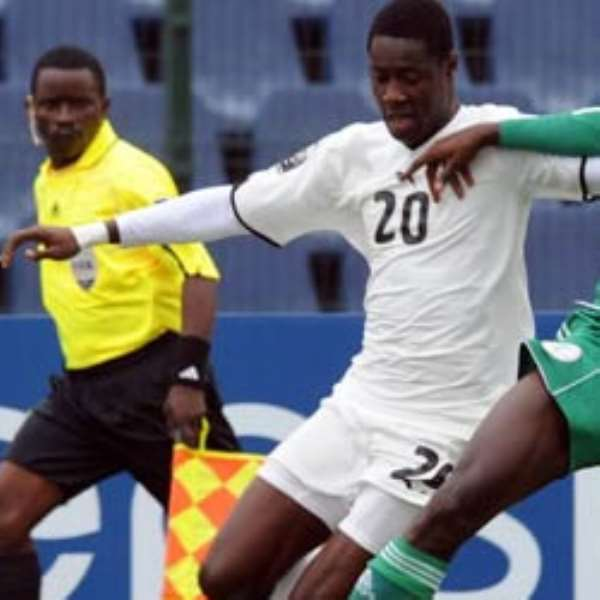 Ghana lost against Nigeria in the first game