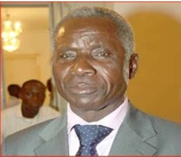 It will be more dignifying for Nunoo-Mensah to retire - Agyarko
