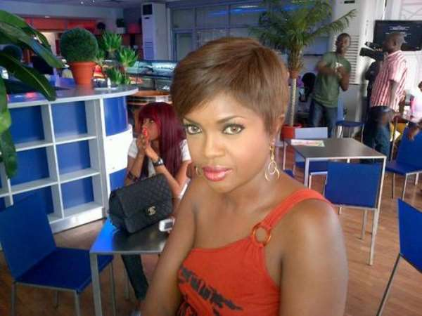 REVEALED: The Sexy Side Of Nollywood Actress, Omoni Oboli