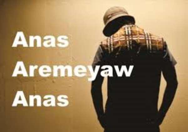 Anas Aremeyaw Anas' Exposure of Judicial Corruption In Ghana Is Rendered Useless!