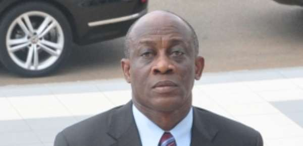 Economy adjusting to fiscal, monetary measures -Terkper