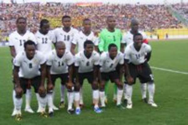 Ghana to play two test matches