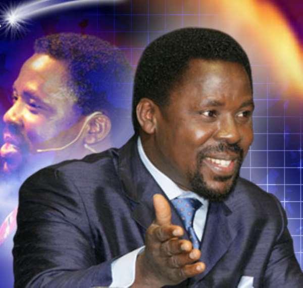 Tell Ghanaians T B Joshua is a false prophet