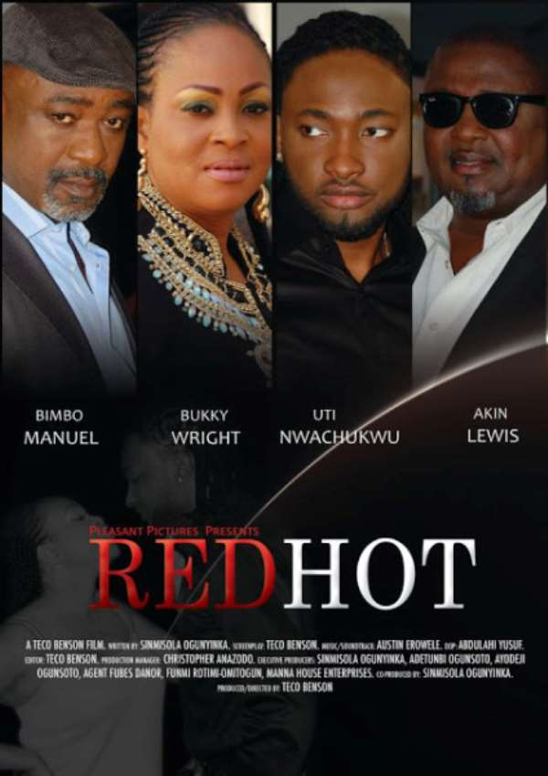Teco Benson returns with Red Hot