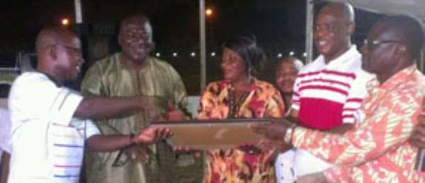 FROM I.F. Joe Awuah Jnr., Kumasi