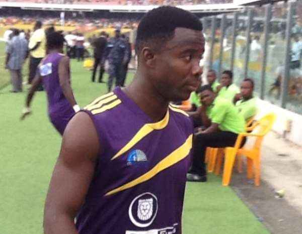 Theophilus Anorbah returns from injury