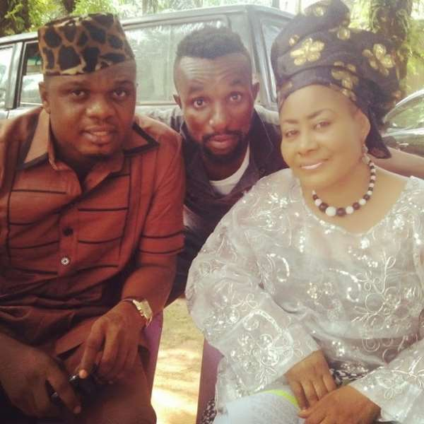 Ngozi Ezeonu, Others Stares In New Movie titled The Undertaker