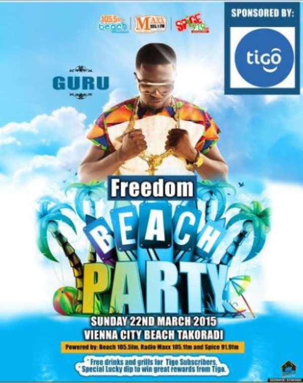 Tigo Big 6 Party to rock Oil City Sunday