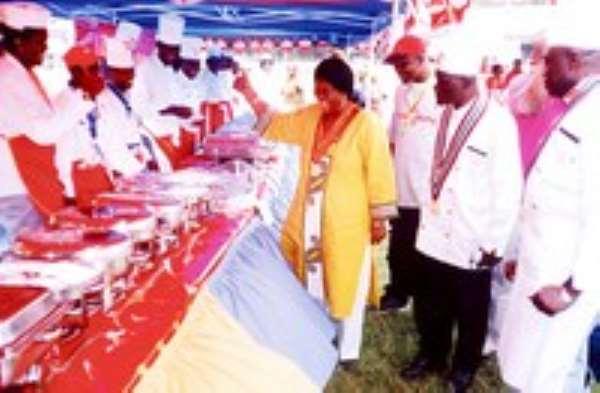 3rd Tilapia Fair Held In Accra