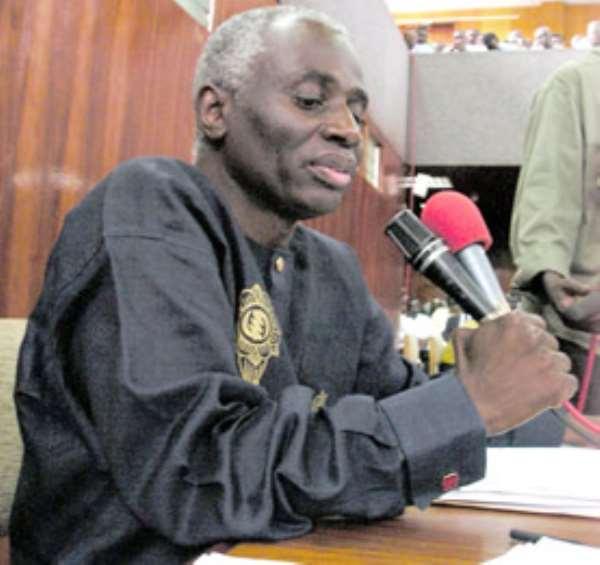 Tsikata Shocks:… Sends presiding judge packing