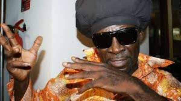Kojo Antwi, Ghamro President