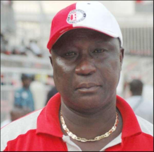 Bashiru Hayford, coach of Kessben