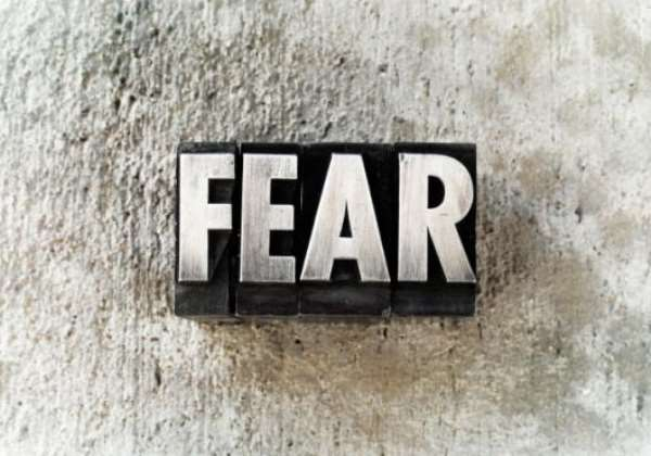 Accepting the Spreading of Fear and Panic Is Part of the African's Inferiority Complex, Trust Me