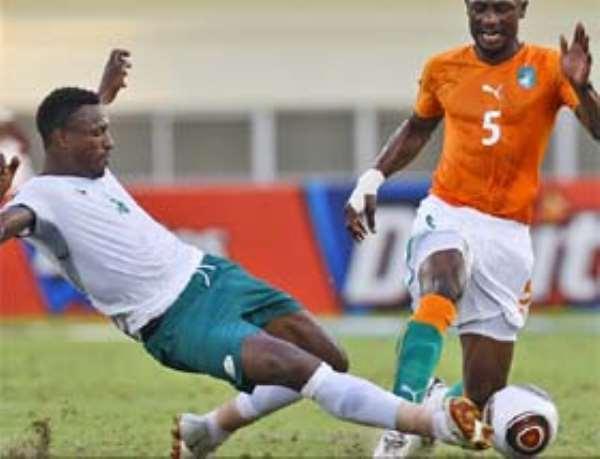 Ivory Coast Play South Korea In London