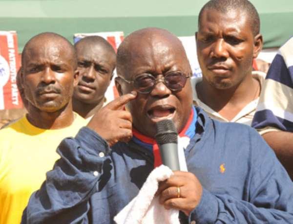 Mahama to hand over Presidency to Nana.