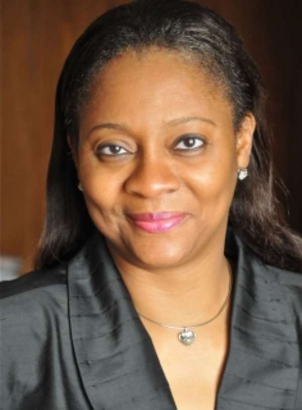 VIDEO: Nigeria SEC boss, Arunma Oteh, fights back