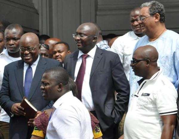 Who Heads The NPP National Secretariat?