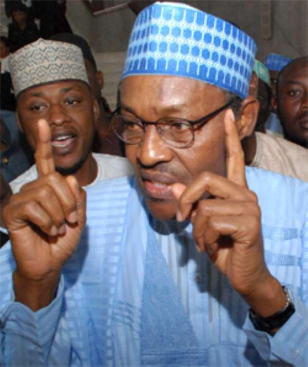 The anti-politics of Buhari administration
