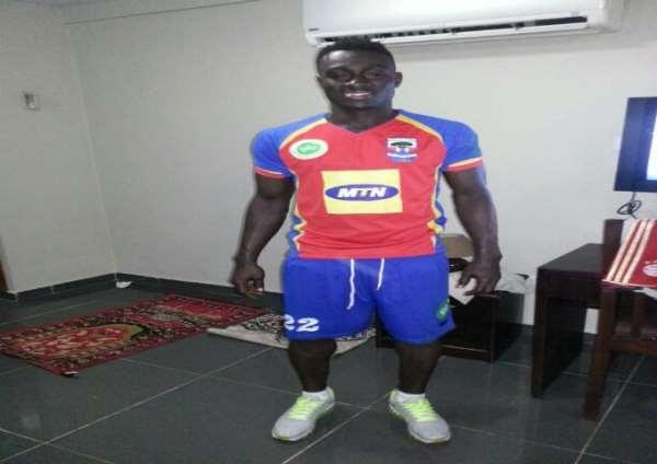 Andoh: Djoliba match will be a herculean task