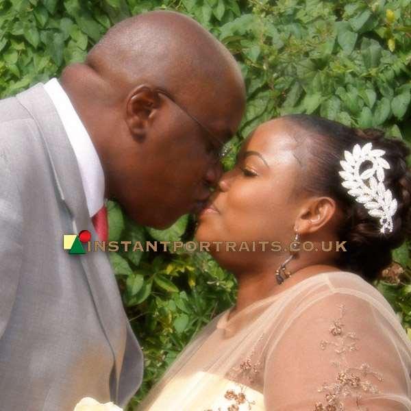 Exclusive Pictures Of PR Guru, Theodora Ibekwe's Secret Wedding