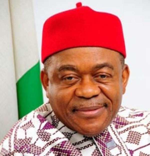 Abia State Government, Governor Theodore Orji