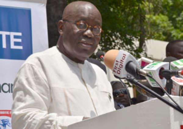 Akufo-Addo Calls For Peaceful Congress