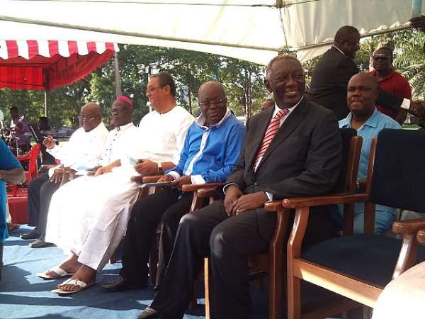 Danquah-Busia Tradition/NLM/NRC/UP/NPP: A Political Party With A Terrible History Of Terrorism