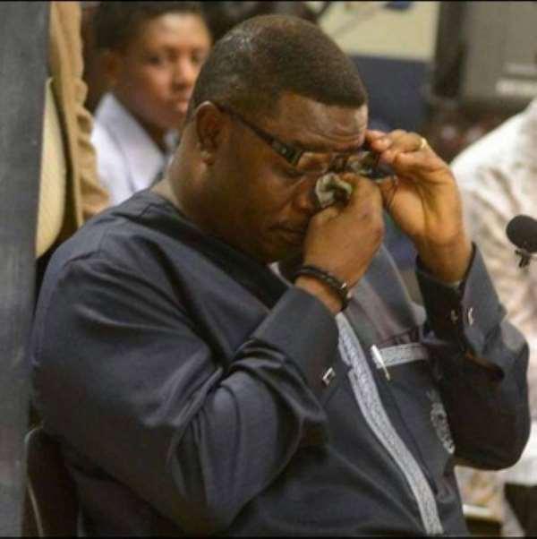 GH¢280,000 Bribery Scandal Hits Afriyie Ankrah