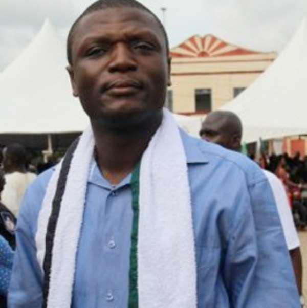 Kofi Adams EYES National Organizer Of NDC Ahead Of Congress