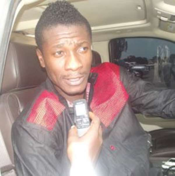 All Is Well In Camp …Says Asamoah Gyan