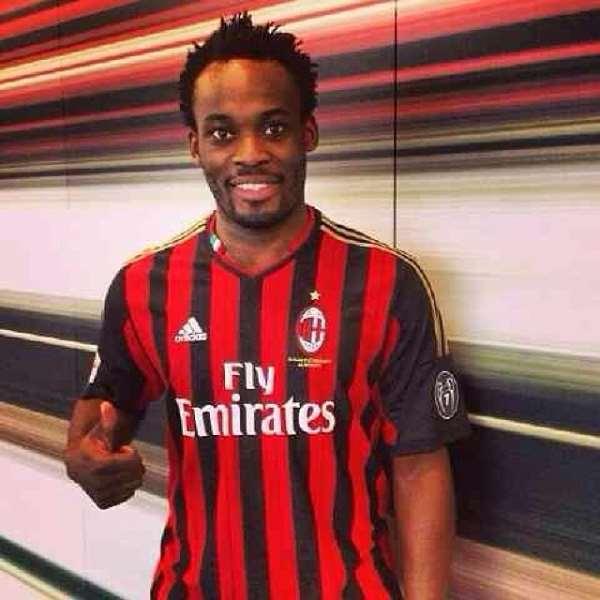 Michael Essien could prove many critics wrong at AC Milan