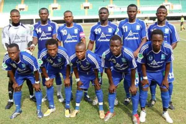 Real Tamale United  'on the verge of collapse'