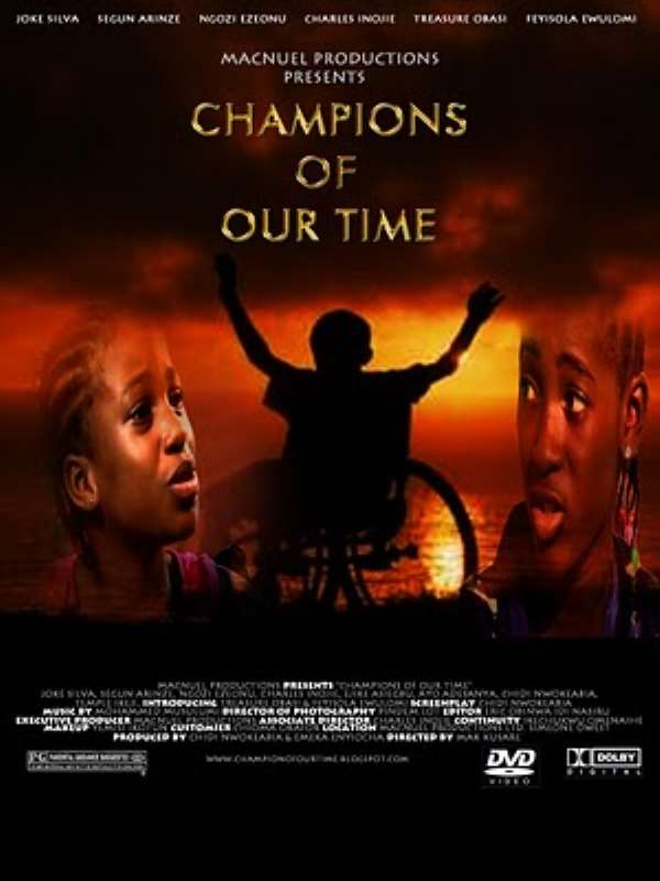 Champions of Our Time Beats Kunle Afolayan's