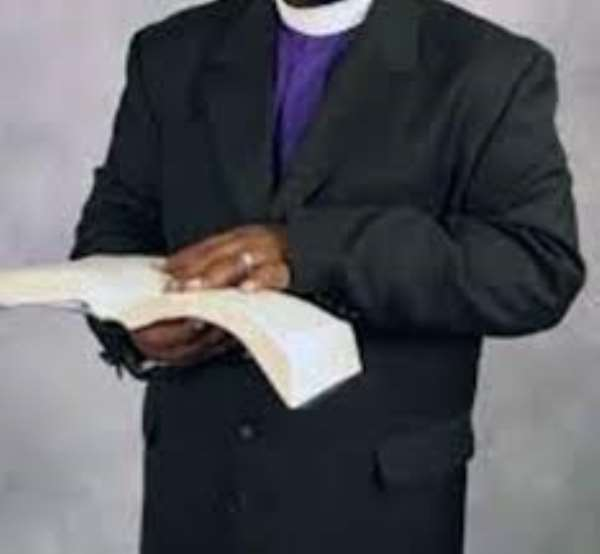 The church must give hope to the people - Rev Adu-Sekyere